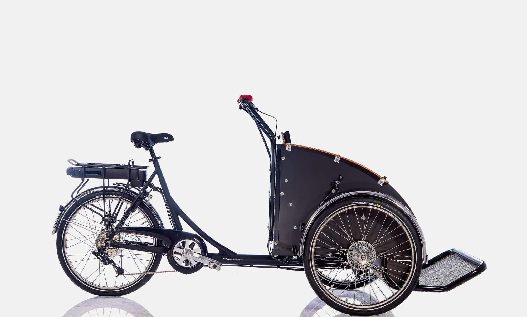 Christianiacykel Model T